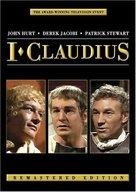"""I, Claudius"" - DVD movie cover (xs thumbnail)"