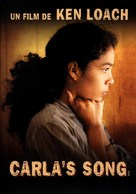 Carla's Song - French poster (xs thumbnail)