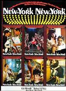 New York, New York - German Movie Poster (xs thumbnail)