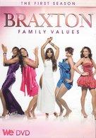 """""""Braxton Family Values"""" - DVD movie cover (xs thumbnail)"""
