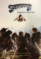 Superman II - Swedish Movie Poster (xs thumbnail)