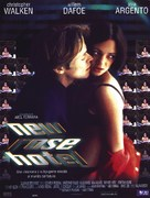 New Rose Hotel - Spanish Movie Poster (xs thumbnail)