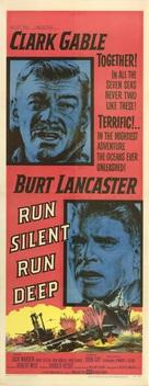 Run Silent Run Deep - Theatrical poster (xs thumbnail)