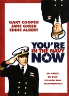 You're in the Navy Now - DVD cover (xs thumbnail)