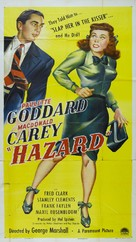 Hazard - Movie Poster (xs thumbnail)
