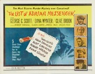The List of Adrian Messenger - Movie Poster (xs thumbnail)