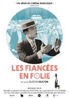Seven Chances - French Re-release poster (xs thumbnail)
