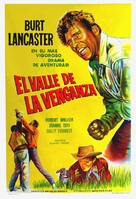 Vengeance Valley - Argentinian Movie Poster (xs thumbnail)