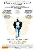 Precious: Based on the Novel Push by Sapphire - Australian Movie Poster (xs thumbnail)
