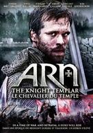 Arn - Tempelriddaren - Canadian Movie Cover (xs thumbnail)