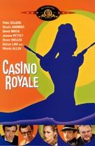 Casino Royale - DVD movie cover (xs thumbnail)