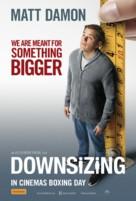 Downsizing - Australian Movie Poster (xs thumbnail)
