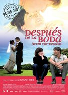 Efter brylluppet - Spanish Movie Poster (xs thumbnail)