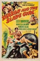 Tarzan and the Slave Girl - Movie Poster (xs thumbnail)