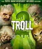 Troll 2 - Blu-Ray cover (xs thumbnail)