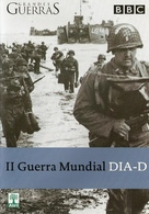 D-Day 6.6.1944 - Brazilian Movie Cover (xs thumbnail)