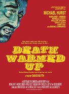 Death Warmed Up - New Zealand Movie Poster (xs thumbnail)