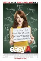 Easy A - Singaporean Movie Poster (xs thumbnail)