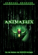 The Animatrix - German Movie Cover (xs thumbnail)