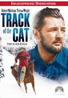 Track of the Cat - German DVD cover (xs thumbnail)
