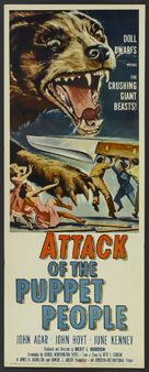 Attack of the Puppet People - Movie Poster (xs thumbnail)