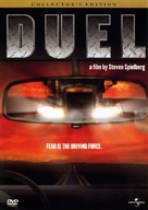 Duel - DVD cover (xs thumbnail)