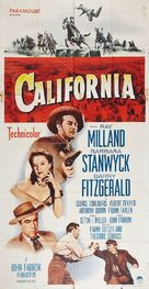 California - Re-release poster (xs thumbnail)