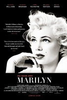 My Week with Marilyn - Movie Poster (xs thumbnail)