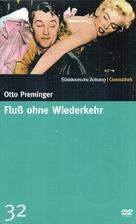 River of No Return - German DVD movie cover (xs thumbnail)