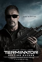 Terminator: Dark Fate - Spanish Movie Poster (xs thumbnail)