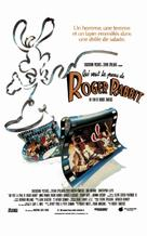 Who Framed Roger Rabbit - French Movie Poster (xs thumbnail)
