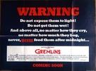 Gremlins - British Movie Poster (xs thumbnail)