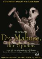 Dr. Mabuse, der Spieler - Ein Bild der Zeit - German Movie Cover (xs thumbnail)