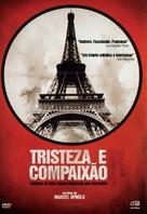 Le chagrin et la pitié - Portuguese DVD cover (xs thumbnail)