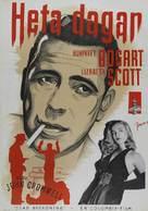 Dead Reckoning - Swedish Movie Poster (xs thumbnail)
