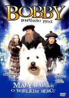 Greyfriars Bobby - Polish DVD cover (xs thumbnail)