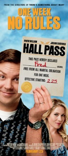 Hall Pass - Movie Poster (xs thumbnail)