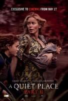 A Quiet Place: Part II - Australian Movie Poster (xs thumbnail)