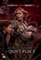 A Quiet Place: Part II - New Zealand Movie Poster (xs thumbnail)