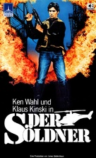 The Soldier - German VHS movie cover (xs thumbnail)
