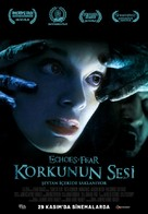 Echoes of Fear - Turkish Movie Poster (xs thumbnail)