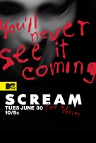 """Scream"" - Movie Poster (xs thumbnail)"