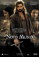 The New World - Brazilian poster (xs thumbnail)