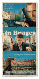 In Bruges - Danish Movie Poster (xs thumbnail)