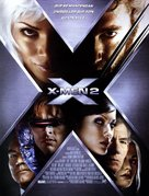 X2 - Spanish Movie Poster (xs thumbnail)