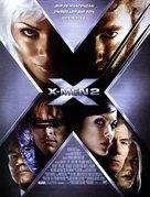 X2 - Spanish Movie Poster (xs thumbnail)