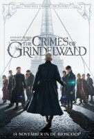 Fantastic Beasts: The Crimes of Grindelwald - Dutch Movie Poster (xs thumbnail)