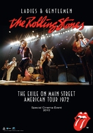 Ladies and Gentlemen: The Rolling Stones - Austrian Re-release poster (xs thumbnail)
