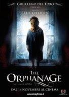 El orfanato - Italian Movie Poster (xs thumbnail)