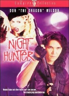 Night Hunter - DVD cover (xs thumbnail)